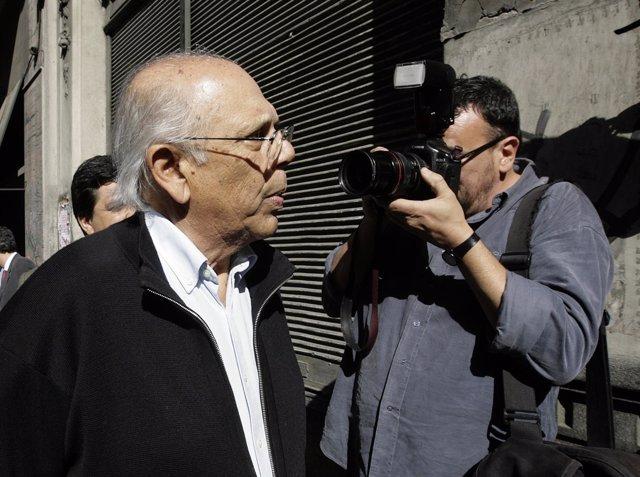 Jorge Batlle expresidente de Uruguay