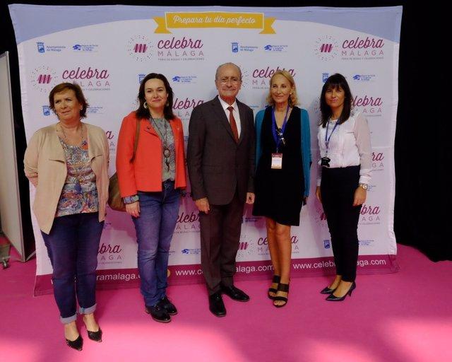 Inauguración Celebra Málaga
