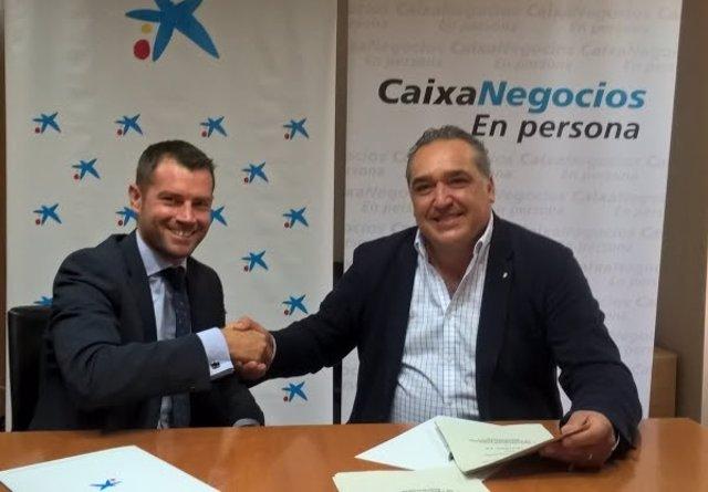 Convenio entre Restauración Mallorca y CaixaBank