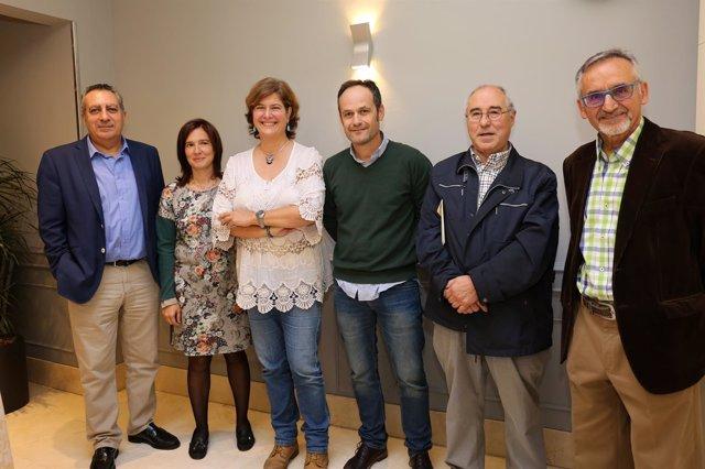 El Periodista Y Poeta Madrileño Luis Moreno Gana El Premio Nacional De Poesía An