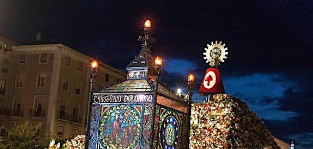 Rosario de Cristal de Zaragoza