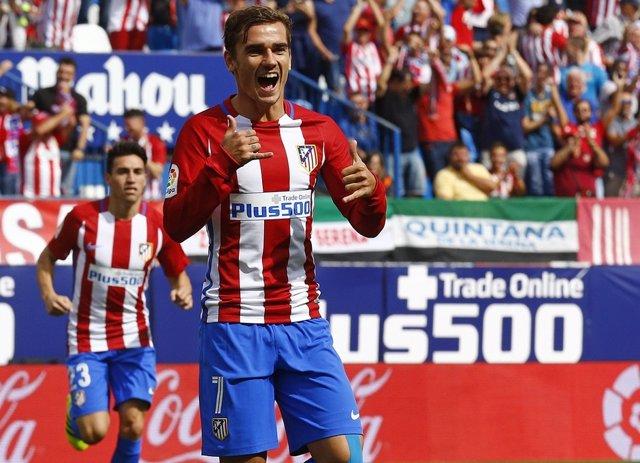 Griezmann (Atlético de Madrid)