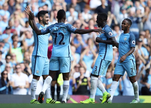 El Manchester City de Guardiola sigue líder