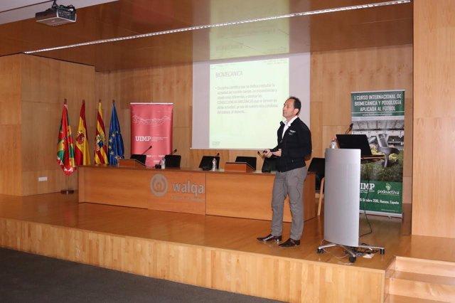 Curso sobre podología en Walqa organizado por Podoactiva y la UIMP