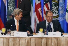 EEUU y Rusia explorarán la posibilidad de un alto el fuego en Siria durante la reunión en Lausana