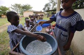 Unos 800 niños mueren al día por enfermedades prevenibles con un lavado de manos