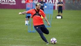Messi, Rakitic y Umtiti vuelven ante el Deportivo y Aleix Vidal es descartado