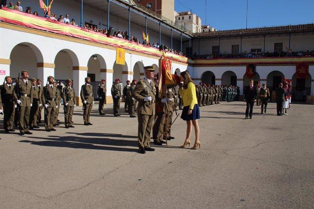 Jura de bandera en Valencia