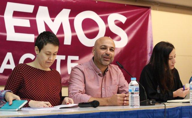 Ndp Del Acto Sobre Renta Garantizada En Albacete (15/10/16)