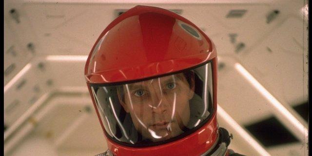 Escena de '2001: Una odisea en el espacio'