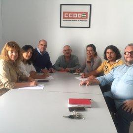 PP aborda con sindicatos las necesidades de trabajadores del Ayuntamiento de Huelva