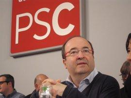Miquel Iceta, un histórico del PSC para seguir fortaleciendo el partido