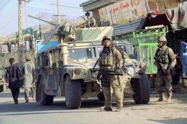 Las fuerzas de Afganistán liberan a 50 civiles de una 'cárcel' de los talibán