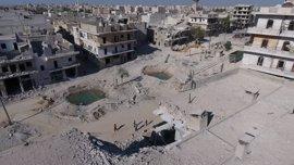 Mueren cuatro personas por ataques del Ejército de Siria y los rebeldes en Alepo