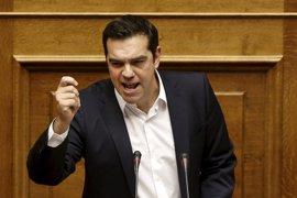Tsipras afirma que Grecia volverá este año a la senda del crecimiento económico