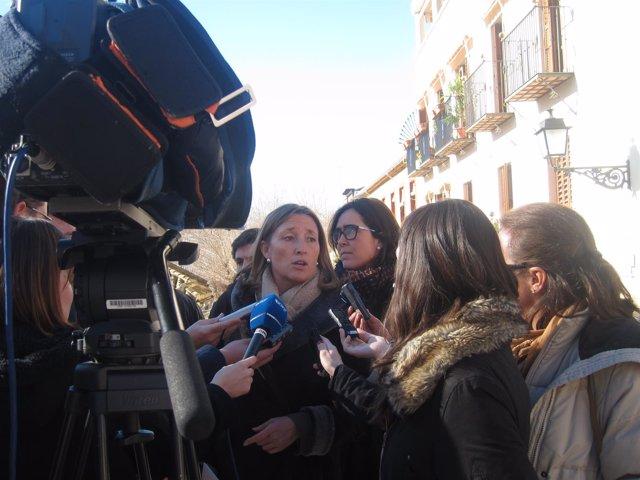 Isabel Nieto.