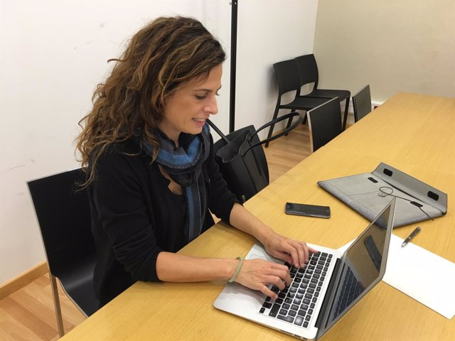 La comisionada de Tecnología e Innovación Digital de Barcelona, Francesca Bria