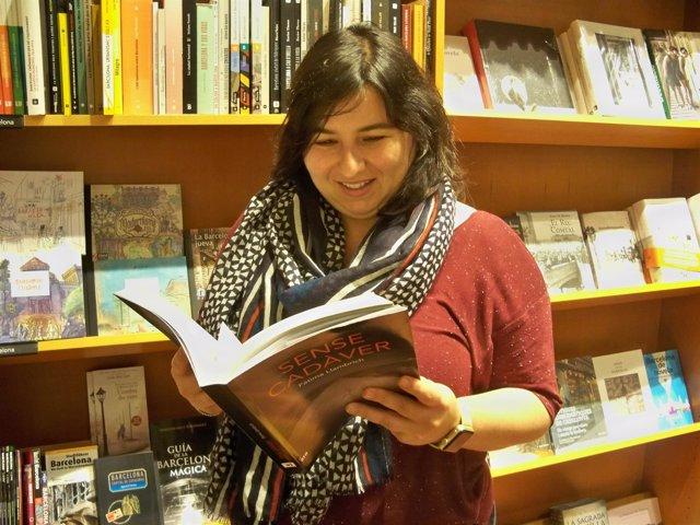 La periodista Fàtima Llambrich, autora de 'Sense Cadàver'