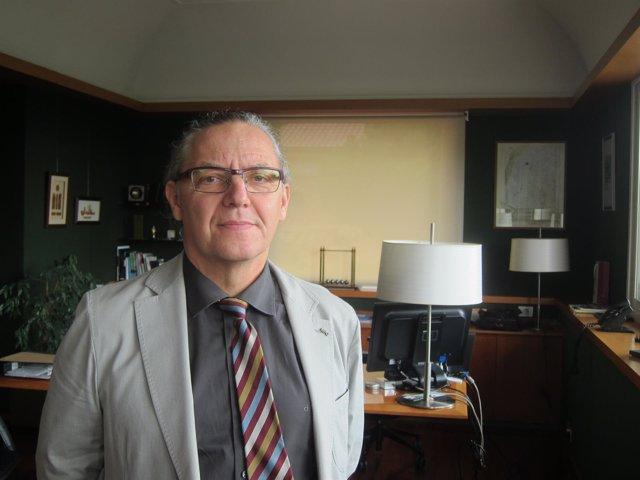 El rector de la UPC Enric Fossas
