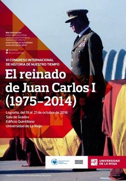 Jornadas dedicadas al Rey Juan Carlos