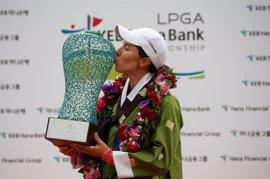 Carlota Ciganda gana su primer título LPGA en Corea del Sur