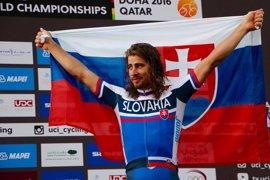 Peter Sagan revalida el maillot arcoiris