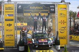 Ogier logra su cuarto Campeonato del Mundo consecutivo en el RallyRACC de Catalunya