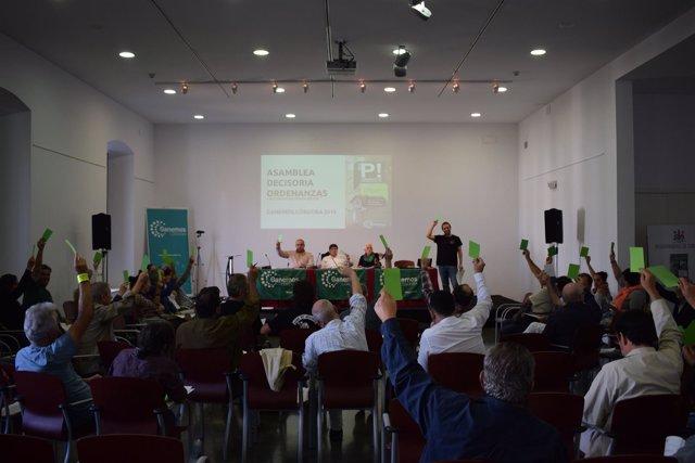 Asamblea de Ganemos Córdoba sobre las ordenanzas fiscales