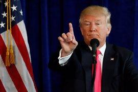 """Trump denuncia que las elecciones presidenciales están """"amañadas"""""""