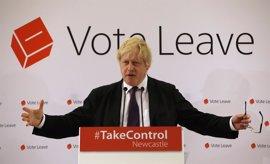 Boris Johnson escribió un artículo inédito a favor de permanecer en la UE dos días antes de apoyar el 'Brexit'