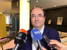 Iceta rechaza que el PSOE dé libertad de voto en la investidura de Rajoy y pide comprensión para el 'no' del PSC