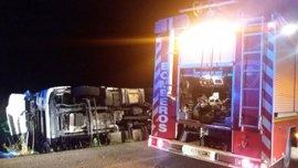 El 061 atendió a 75 personas por 52 accidentes el fin de semana