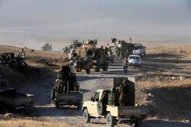 Unos 1.500 militares iraquíes entrenados por Turquía participan en la operación de Mosul