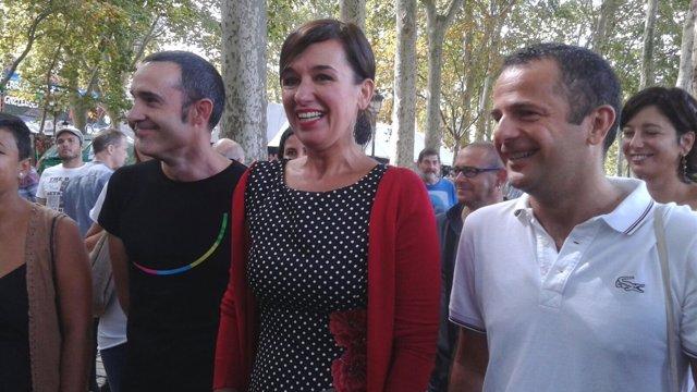 Jasone Agirre y Bruzo Zubizarreta (EH Bildu)