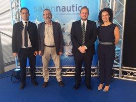 Las Palmas de Gran Canaria muestra su modelo de Ciudad de Mar en el Salón Náutico de Barcelona