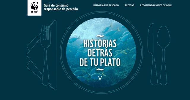 WWF lanza un aplicación para fomentar el consumo responsable de pescado