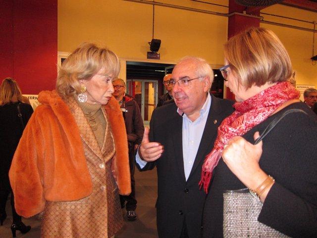 Maria Teresa Fernandez De La Vega Y Vicente Alvarez Areces