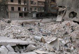 Londres y París piden aumentar la presión sobre el régimen sirio y sus aliados tras últimos ataques en Al