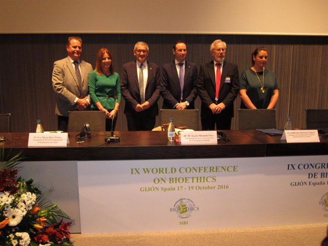 Inauguracion IX Congreso Mundial De Bioética