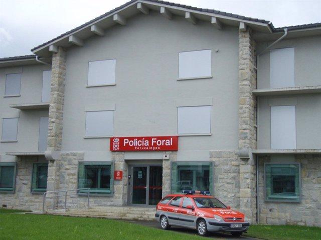 Comisaría Policía Foral Alsasua