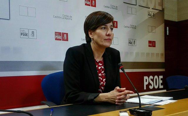 NOTA Y FOTO PSOE CLM. BLANCA FERNANDEZ