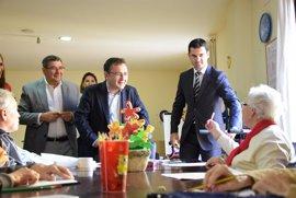 """PSOE pedirá al Gobierno que """"cumpla con su parte"""" de financiación de la Ley de Dependencia"""