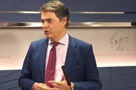 """Rojas (PP), sobre si apoyarían que Rajoy fuese a comisión sobre financiación del PP: """"No tiene nada que ver con Gürtel"""""""