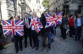 La Fiscalía británica advierte de que el 'Brexit' no tendrá marcha atrás una vez activado