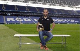Mirambell, nuevo embajador deportivo del RCD Espanyol