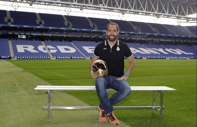 Ander Mirambell, embajador del RCD Espanyol
