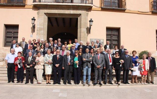 El Ayuntamiento Invita A Todos Los Matrimonios Paterneros A Celebrar Sus Bodas D