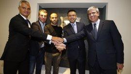 Mascherano firma su renovación hasta 2019