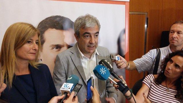 El responsable de Economía, Industria y Conocimiento de C's Luis Garicano