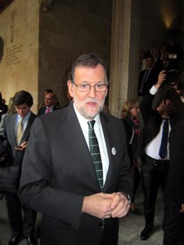 Rajoy en Salamanca